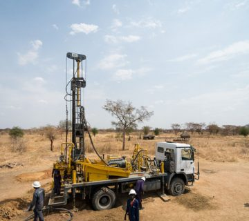 Borehole Drilling and Installations