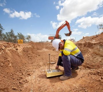 Soil test and Geotechnical Services